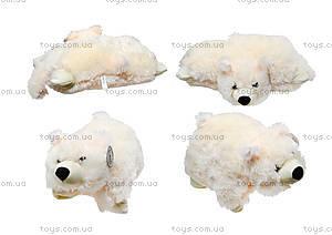 Мягкая подушка «Медведь», S-TY448836B