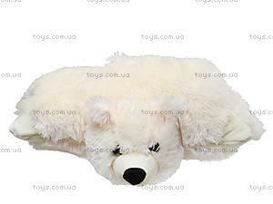 Мягкая подушка «Медвежонок», S-TY448836, игрушки