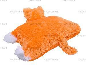 Мягкая подушка «Солнечная лисичка», 15.01.022, цена