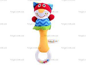 Мягкая погремушка-игрушка, FK340, фото