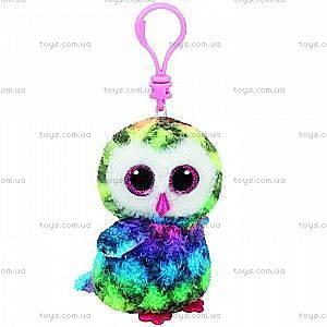 Мягкая разноцветная сова «OWEN», 35025