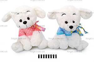 Мягкая собачка «Снежок», 1312440
