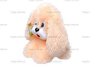 Мягкая собака «Бонни», 12.14.01, фото
