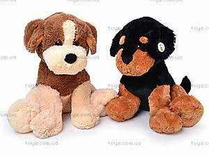 Мягкая собака, сидячая, Q-298-113TM, купить