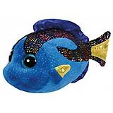 Мягкая синяя рыбка «Aqua», 37243, отзывы