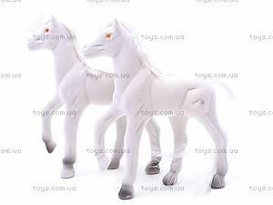 Мягкая велюровая лошадь, 325B, купить