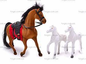 Мягкая велюровая лошадь, 325B, отзывы