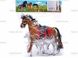 Мягкая велюровая лошадь, 325B, игрушки