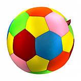 Мягкая игрушка антистресс SOFT TOYS «Цветной футбольный мяч», DT-ST-01-08, купить