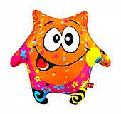 Мягкая игрушка антистресс SOFT TOYS «Оранжевая звезда», DT-ST-01-50, тойс ком юа
