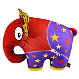 Мягкая игрушка антистресс SOFT TOYS «Слон оранжевый», DT-ST-01-60, интернет магазин22 игрушки Украина