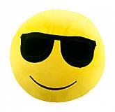 Мягкая игрушка антистресс SOFT TOYS «Смайл в очках», DT-ST-01-12, купить