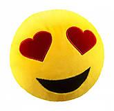 Мягкая игрушка антистресс SOFT TOYS «Смайл влюбленный», DT-ST-01-15, отзывы