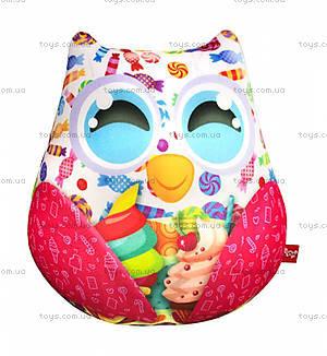 Мягкая игрушка антистресс SOFT TOYS «Сова с конфетами», DT-ST-01-40