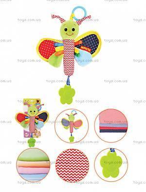 Мягкая игрушка бабочка, MK3101-03, купить