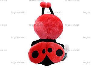 Мягкая игрушка «Божья коровка Крошка», К357Н, купить