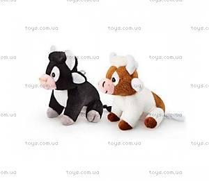 Мягкая игрушка «Бычок темный», 51115, купить