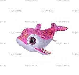 Мягкая игрушка «Дельфин Sparkles» серии Beanie Boo's, 36126