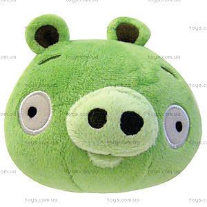 Мягкая игрушка для детей Angry Birds «Свинка», 90960