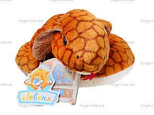 Мягкая игрушка для детей «Кобра», К310Т, отзывы