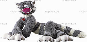 Плюшевая игрушка для детей «Кот Бекон», КТБ2