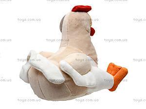 Мягкая игрушка для детей «Курочка», F-F2548