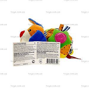 Мягкая игрушка для детей «Забавная собачка», ZSS0\M, фото