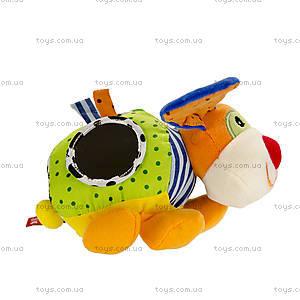 Мягкая игрушка для детей «Забавная собачка», ZSS0\M, отзывы