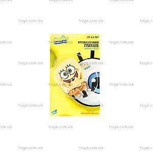 Мягкая игрушка для игры в ванной «Губка Боб» , GBVU0