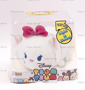 Интерактивная мягкая игрушка Дисней Tsum Tsum Marie small, 5825-8