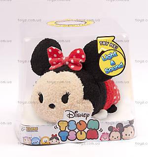 Интерактивная мягкая игрушка Дисней Tsum Tsum Minnie small, 5825-10