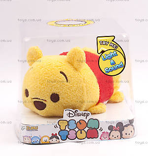 Интерактивная мягкая игрушка Дисней Tsum Tsum Winnie the Pooh small, 5825-12