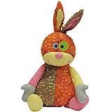 Мягкая игрушка «Кролик Робби», 13DS1834, отзывы