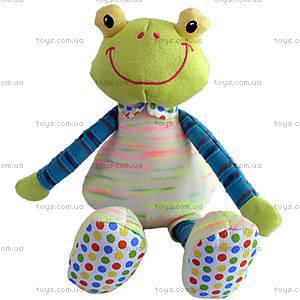 Мягкая игрушка «Лягушонок Квакки», 142213