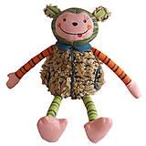 Мягкая игрушка «Мартышка Манки», 142202, фото