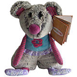 Мягкая игрушка  «Мышонок Ронни», 142064, фото