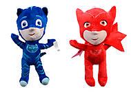 Мягкая игрушка «Герои в масках», 3 цвета, 555-56, отзывы
