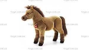 Мягкая игрушка «Конь светлый», 23542