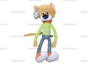 Мягкая игрушка «Кот Денди», К424С, игрушки