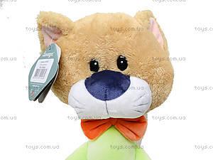 Мягкая игрушка «Кот Денди», К424С, детские игрушки