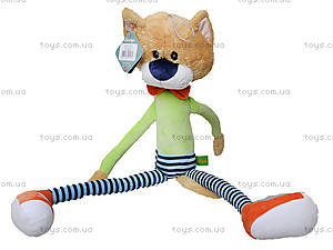 Мягкая игрушка «Кот Денди», К424С, магазин игрушек