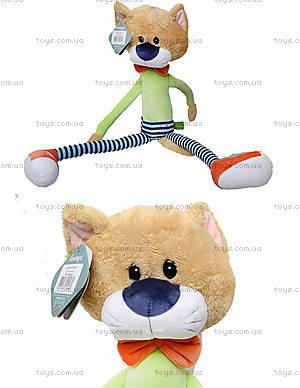 Мягкая игрушка «Кот Денди», К424С, toys.com.ua