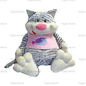 Мягкая игрушка «Кот Леник», КЛК2