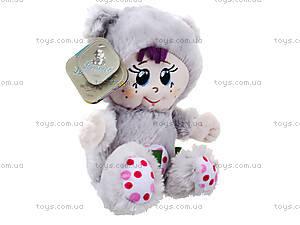 Мягкая игрушка «Котик Крошка», К357С, купить
