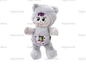 Мягкая игрушка «Котик Крошка», К357С, фото
