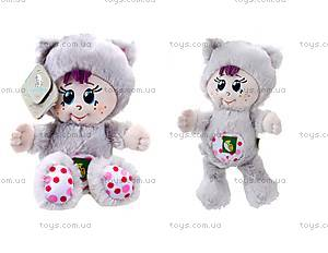 Мягкая игрушка «Котик Крошка», К357С