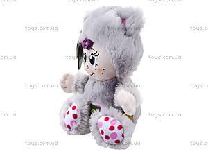 Мягкая игрушка «Котик Крошка», К357С, цена