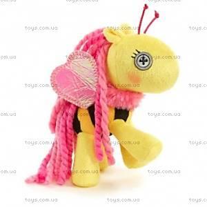 Мягкая игрушка Lalaloopsy Пчеленок серии «Мой плюшевый пони», 528470