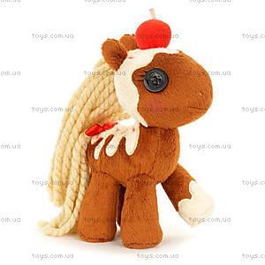 Мягкая игрушка Lalaloopsy из серии Мой плюшевый пони «Шоколадик», 527732