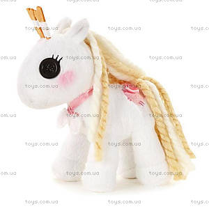 Мягкая игрушка Lalaloopsy из серии Мой плюшевый пони «Снежок», 527725